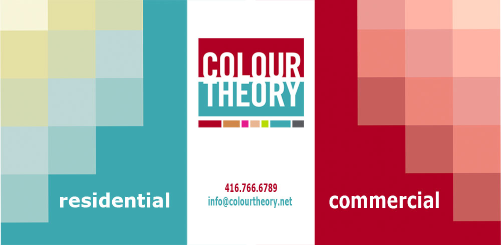 Colour Theory Toronto, colour consultants for interior and ...